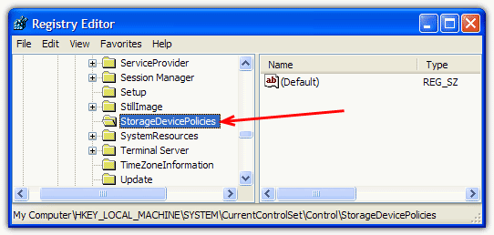 How to enable write access to the external USB storage on Accord & Pilot