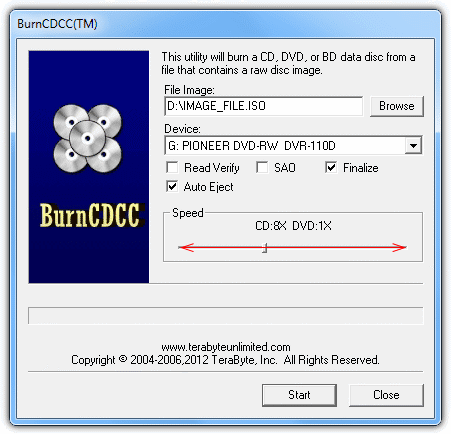 10 Free Tools to Burn ISO Images onto CD or DVD • Raymond CC