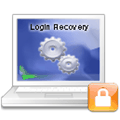 login recovery icon