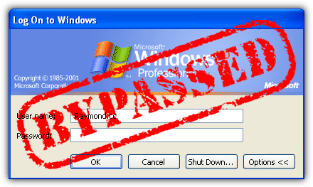 How to Hack Into a Windows XP Computer Without Changing the