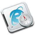 IE URL History icon