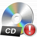 cd error icon