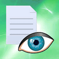 view files icon