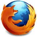 firefox password icon