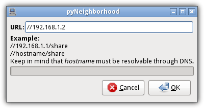 pyNeighborhood