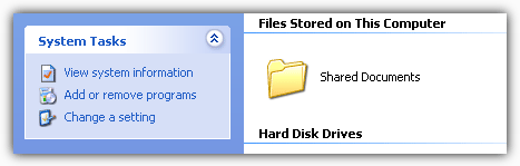 Shared Documents folder