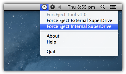 forceject tool