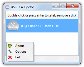 USB Disk Ejector