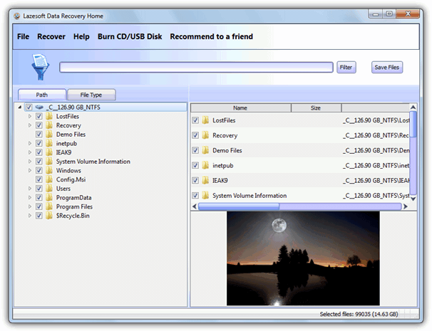 LazeSoft Data Recovery Home/Free