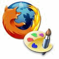 print from firefox icon