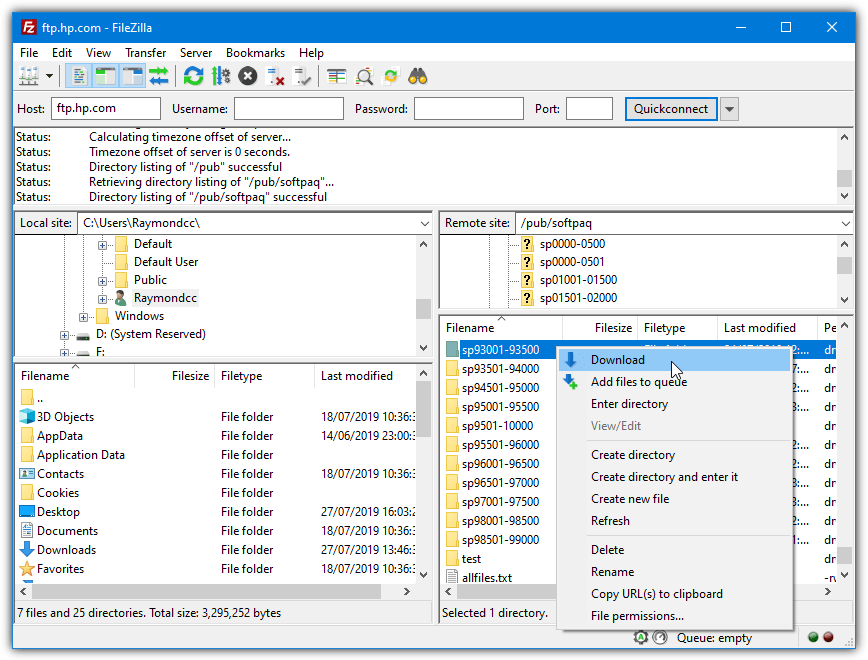 5 Free Ways to Download All Files From a Folder on a Website or FTP
