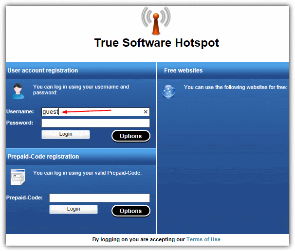Create a Free Home Wireless Hotspot With Login Page • Raymond CC