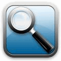 rapidshare search icon