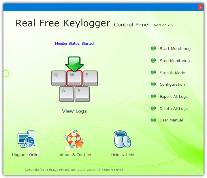 Top 10 Best Free Keylogger Software To Monitor Keystrokes In Windows Raymond Cc