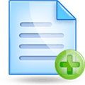 backup notepad icon