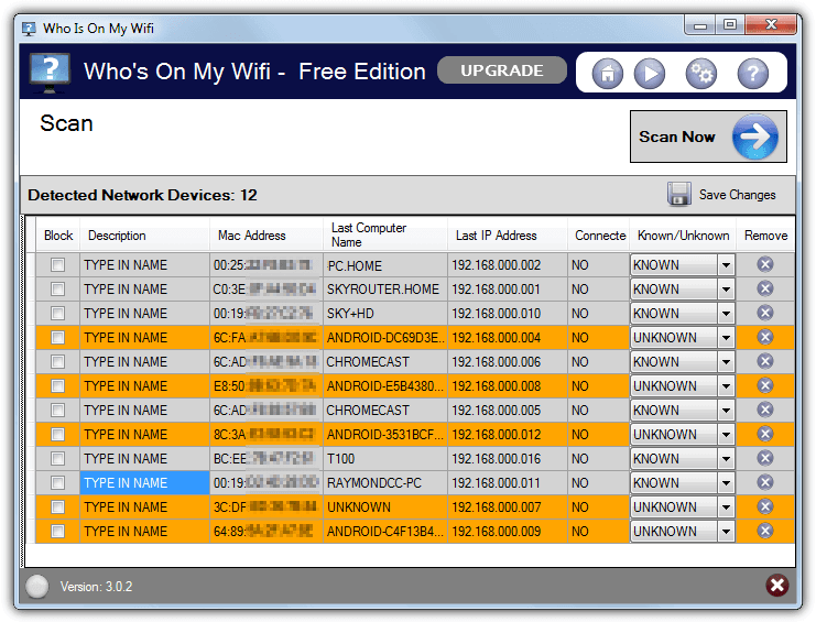 5 Tools to Check if Someone is Using my Wireless Network (WiFi