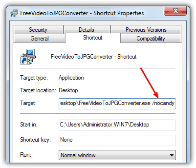 free video jpg converter nocandy