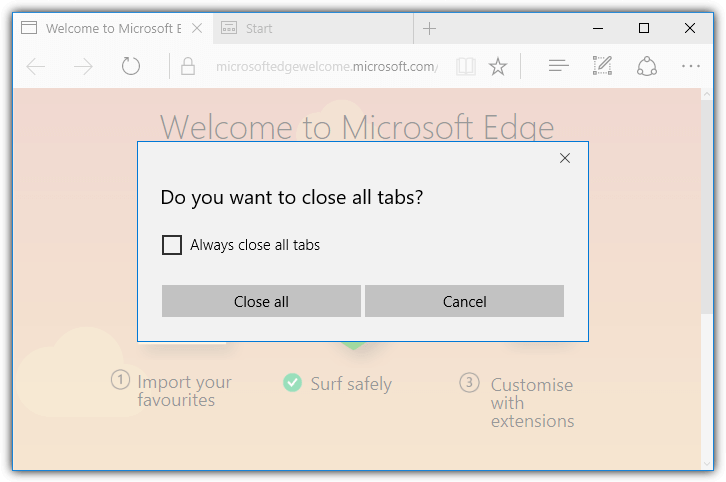 edge close tabs warning