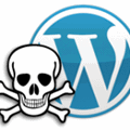 wordpress hacked icon