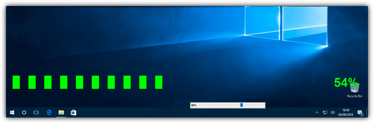 5 Tools To Get An On Screen Volume Level Indicator Volumouse_osd