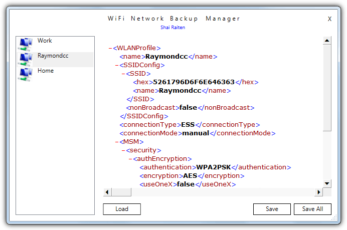 wifi backup manager