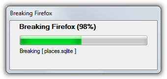 Breaking Firefox