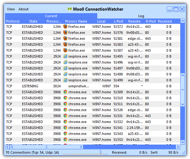 moo0 ConnectionWatcher
