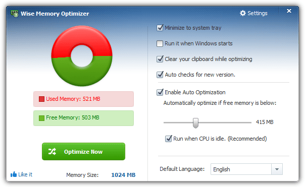 6 Ways To Optimize Or Reduce Memory Usage For Running Programs Raymond Cc