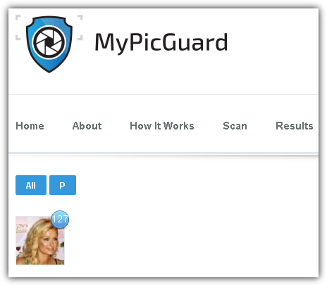 mypicguard scan results