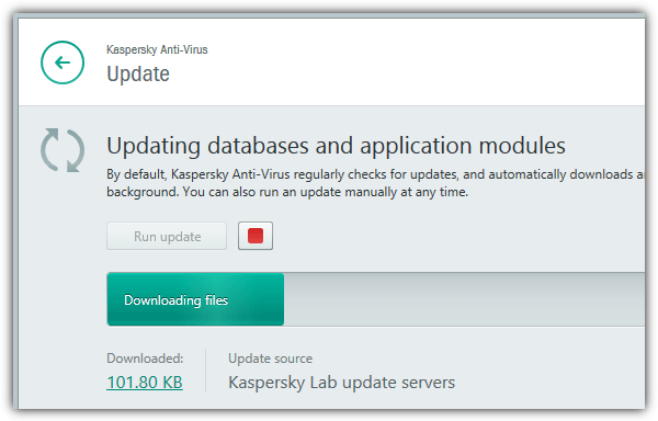 kaspersky standalone antivirus free download