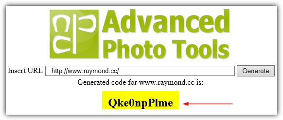 signmyimage shortener url