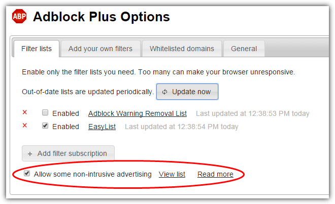 adblock plus acceptable ads