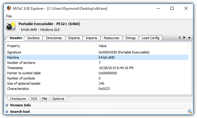 how to tell if 32 or 64bit