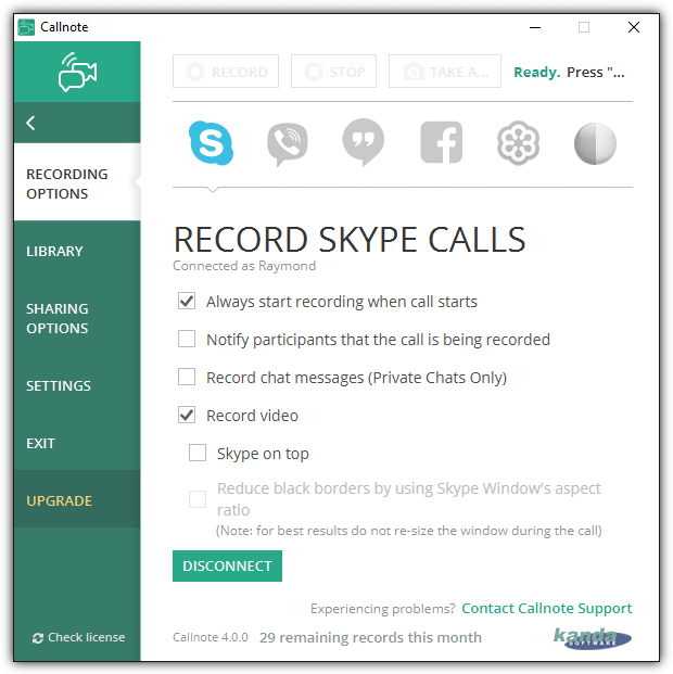 3 Ways to Record Skype Video Calls for Free without Limits