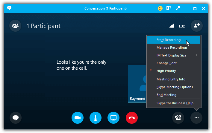 3 Ways to Record Skype Video Calls for Free without Limits • Raymond CC