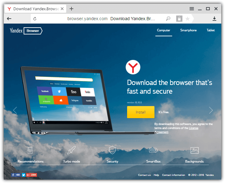 7 Chromium Based Browsers With Extra Features • Raymond CC