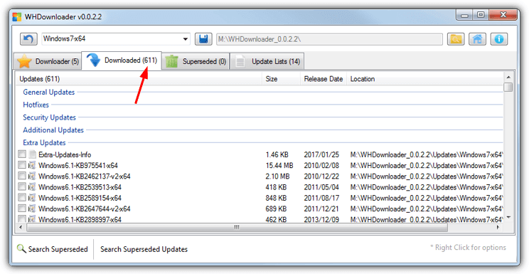 windows hotfix downloader