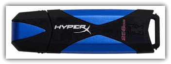 Kingston DataTraveler HyperX 3.0