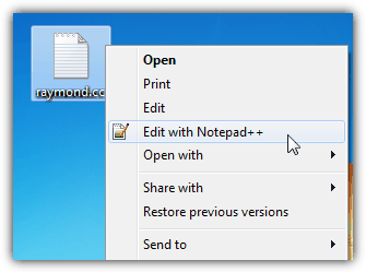 notepad free download for windows 7 64 bit