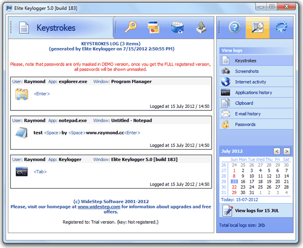 Elite Keylogger 5 Review