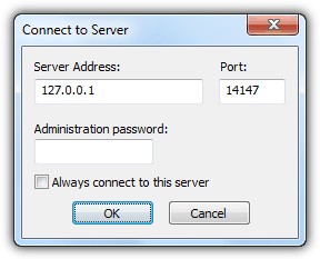 FileZilla Connect to Server
