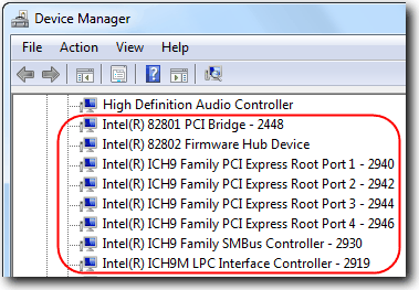 how to install Intel Chipset driver