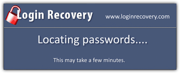 locating passwords